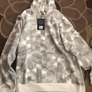 True religion pullover hoodie new with tags